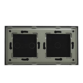 Diy Big Glass Panel For Touch Switches And Sockets