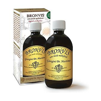BRONVIS WITH MIELE MILLEF 500ML 500 ml