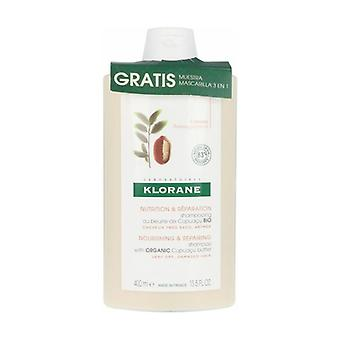Nutrition and repair shampoo with copoazu butter 400 ml