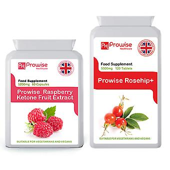 Raspberry Ketones + Rosehip