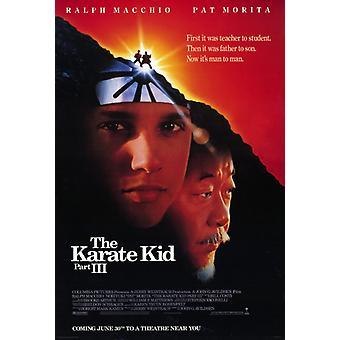 Karate Kid Teil 3 Movie Poster drucken (27 x 40)