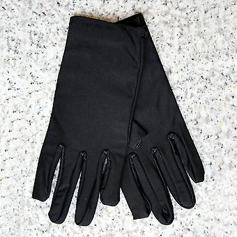 Mănuși de conducere cu degetul complet super-elastic și rezistență la protecție solară antiderapantă cu umbrire solară