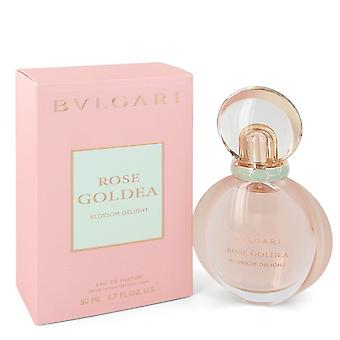 Rose Goldea Blossom Delight-kehittäjä: Bvlgari EDP Spray 50ml