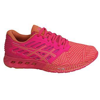 Asics fuzeX Lace Up Pink syntetiske tekstil kvinders undervisere T6K8N 2076 B79C