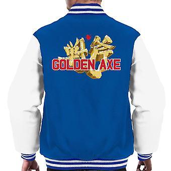 Sega Golden Axe Men's Chaqueta Varsity