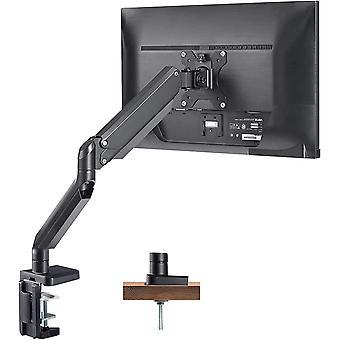 PUTORSEN PC Monitor Arm - Aluminum Ergonomic Height-Assisted Full Motion Heavy Duty Single Arm