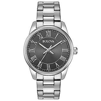 Montre-bracelet Bulova 96A222 Men's Grey Dial