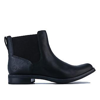 Kvinner's Timberland Magby Lav Chelsea Støvler i Svart