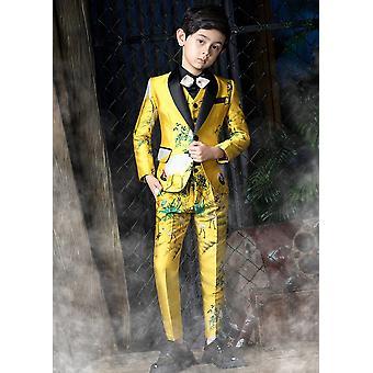 Luxus Terno Infantil formalen Anzug
