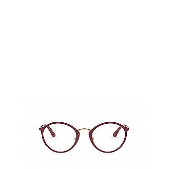 Vogue VO5286 top cyclamen / gennemsigtig lilla kvindelige briller