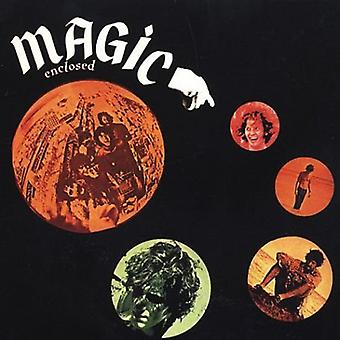 Magic - Enclosed [CD] USA import