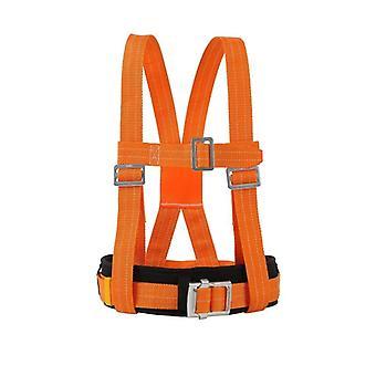 5点安全ベルト、作業員、屋外建設保護ウエストベルト、