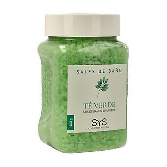 Bath Salts (Green Tea) 400 g