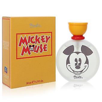 Myszka Miki Eau De Toilette Spray przez Disney 1.7 uncji Eau De Toilette Spray