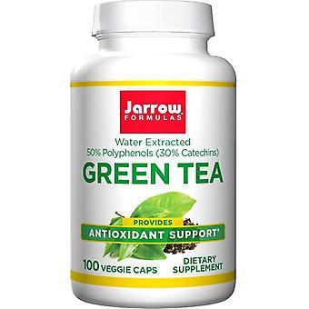Jarrow Formulas Green Tea 500mg Vegicaps 100