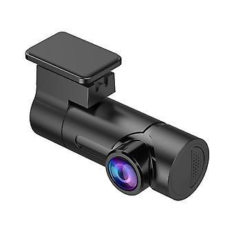 Mini palubní kamera hd 1080p auto dvr kamera videorekordér noční vidění g-senzor