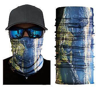 3Pcs soft cool uv resistente bandanas xhs-164