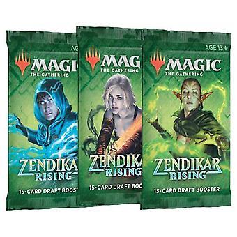 Magic The Gathering - Zendikar Rising - Booster Pack 3-Pack