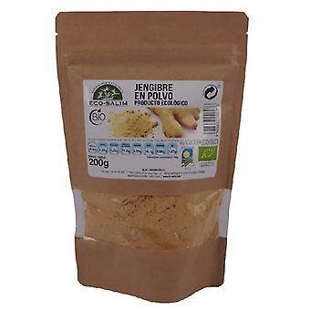 Eco Salim Eco Ginger Powder 200 gr