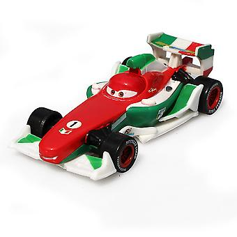 Francisco Bernoulli F1 Racing Car Driver Children's Alloy Toy Car Model