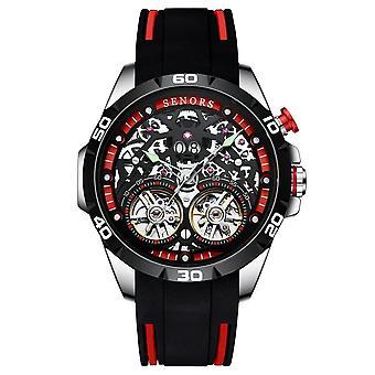 Senors Luxury Brand Automatic Sport Wristwatch