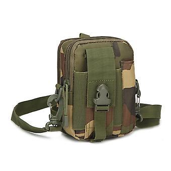 Tactical Molle Backpacks, Pouch Belt, Waist Sport, Travel Shoulder Bags