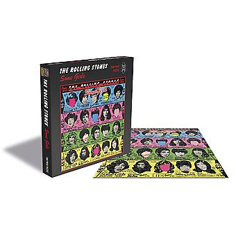The rolling stones - some girls 500pc puzzle