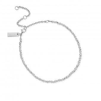ChloBo Sterling Silber Mini süße Fußkettchen SANMC