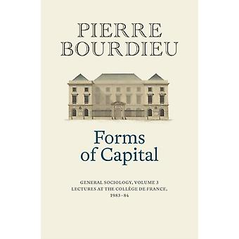 Forms of Capital by Pierre Bourdieu