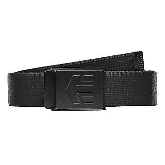 Etnies Staplez Belt - Black / Grey