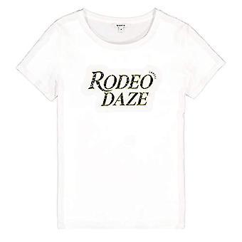 Garcia C10201 T-Shirt, Dirty White, M Woman
