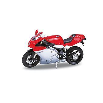 MV Agusta F4S Diecast modell motorcykel
