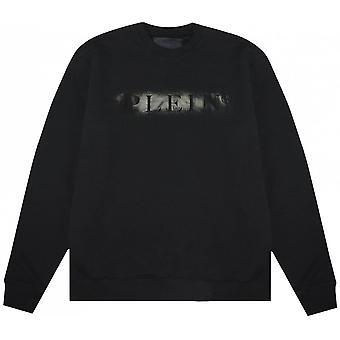 Philipp Plein Men's Spray Paint Effect Sweater