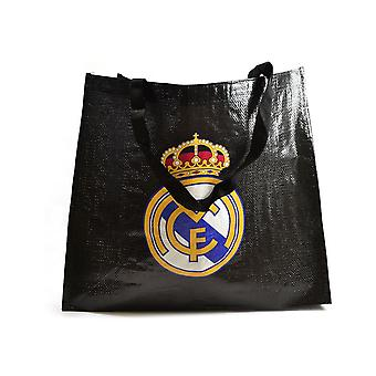 Real Madrid Reusable Crest Tote Bag