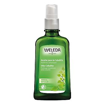 Anti-Cellulite Body Oil Weleda Birch (100 ml)