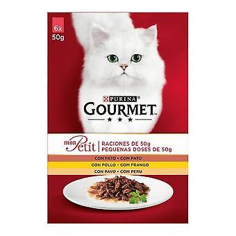 Γατοτροφή Purina Gourmet (6 x 50 γρ)