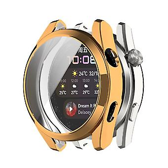 Silicone Shell Huawei Watch 3 Pro - Or