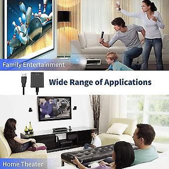 Usb3.0 to hdmi-compatible converter 1080p full hd video audio multi-display external adapter for windows 7/8/10 pc accessories