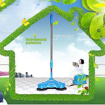 Domestic Hand Push Sweeping Machine Rotation Telescopic Household Sweeper