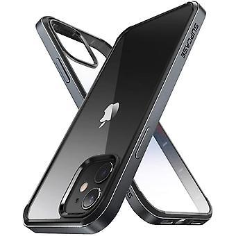 iPhone 12 / iPhone 12 Pro 6.1 Tum Enhörning Beetle Edge Series Case