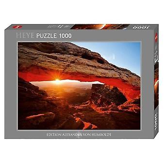Heye Humboldt Mesa Arch, Tomas Kaspar Puzzle (1000 Teile)