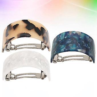 Fashion Semicircle Hairpins 3Pcs