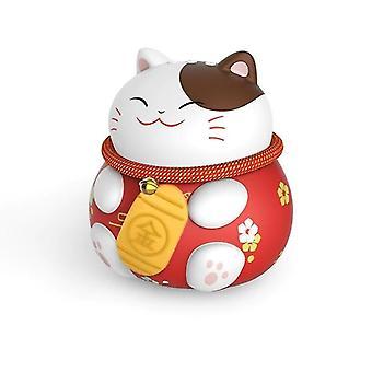 Cat Беспроводной Bluetooth динамик Сабвуфер (красный)