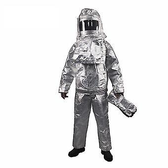 Izolație termică Multifuncțională de îmbrăcăminte rezistentă la foc Proximitate industrială