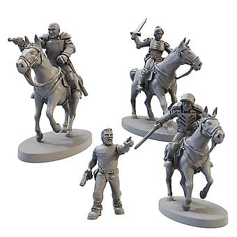 The Walking Dead: All Out War - The Kingdom Faction Starter