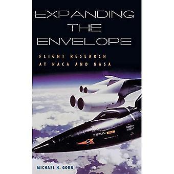Élargir l'enveloppe : la recherche en vol au NACA et à la NASA