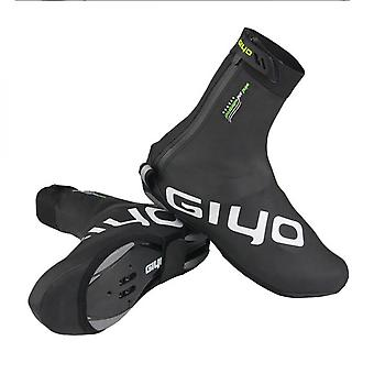 Cycling Waterproof Overshoes Cycle Shoe Covers Winter Reusable Foot Cover