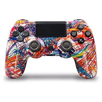 Wireless Ps4 Game Controller Compatible With Ps4/ Slim/pro Console