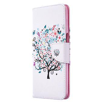 Cas pour Xiaomi Redmi Note 9s/note 9 Pro Max Pattern Tree