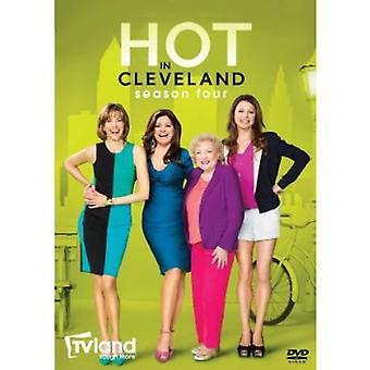 Hot in Cleveland: Season Four [DVD] USA import